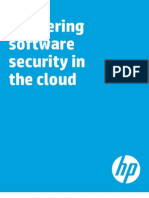 HP Fortify on Demand - Delivering Software Security in the Cloud