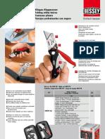 BESSEY Folding Utility Knife DBK