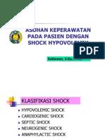 Tgd 141 Slide Asuhan Keperawatan Pada Pasien Dengan Shock Hypovolemik