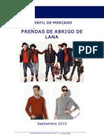 IBCEperfil Mercado Prendas Abrigo Lana