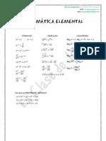 Matemática elemental