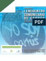 Programación Encuentro Comunitario