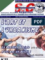 ASC N°22 - L'Art et l'Urbanisme