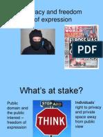 Privacy 2012 New