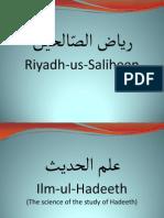 Hadeeth (10/12/2012)