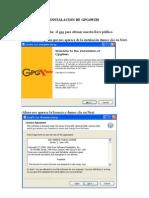 Instalacion de Gpg4wim