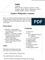Portal_Contents - Wikipedia, The Free Encyclopedia