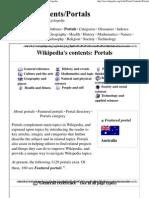 Portal_Contents_Portals - Wikipedia, The Free Encyclopedia