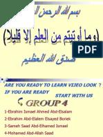 Group 4 Vijeo Look Presentation