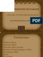 Object Oriented Database2 Oodb