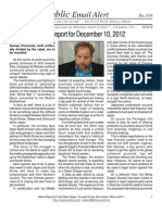 319 - Benjamin Fulford Report for December 10, 2012