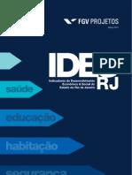 Indicadores de Desenvolvimento Econômico & Social do Estado do Rio de Janeiro