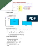 Diseño Reservorio Molino Pacocha