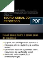 Teoria Geral do Processo - UNIPE (slides)