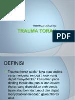 Trauma Torak