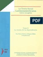 Teoria Social Latinoamericana Tomo 2