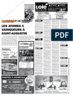 Petites annonces et offres d'emploi du Journal L'Oie Blanche du 12 décembre 2012