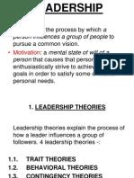9 Leadership 2012