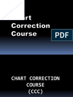 Chart Corection Course