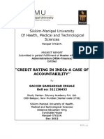Credit rating in India - A case for accountability.docx