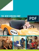 The New Virginia Way