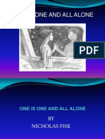 62206488 SHORT STORY Form 2 One is One and All Alone