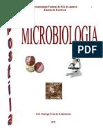 Apostila Microbiologia Geral BIO 2012