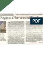 Regione, 20 milioni a Nerviano
