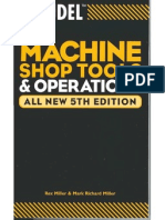 25Machining Machine Shop Tools and Operations