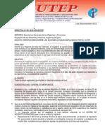 Documentos VIII Asamblea Nacional 08-12-12