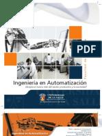 Ingeniería en Automatización