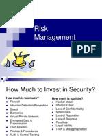 000 Risk & Precautions Cyberlaw