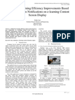 Paper 1-Method for Learning Effciency Improvements Based on Gaze Location Notifications on E-learning Content Screen Display
