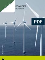 Offshore Renewables Brochure