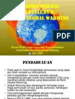 Global Warming Badai