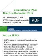 Jesse Hughes - International Public Sector Accounting Standards
