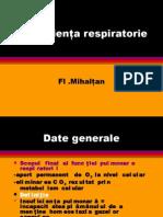 5 Insuficienta Respiratorie