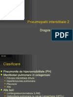 8 Pneumopatii interstitiale dfuze