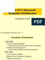 Compiler Isa