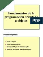 7.- Fundamentos de OO