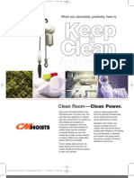 Clean Room Bulletin