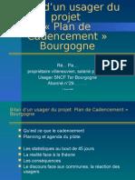 Bilan Du Projet SNCF Ter Bourgogne - RPA - V02