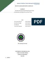 Praktikum Tanah Kabupaten Lamongan