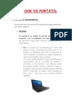 Netbook vs Portatil