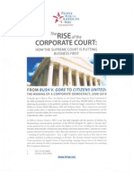 Rise of the Corporate Court