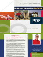 University of Arizona College of Engineering Education Report 2013