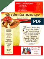 December 16 Messenger