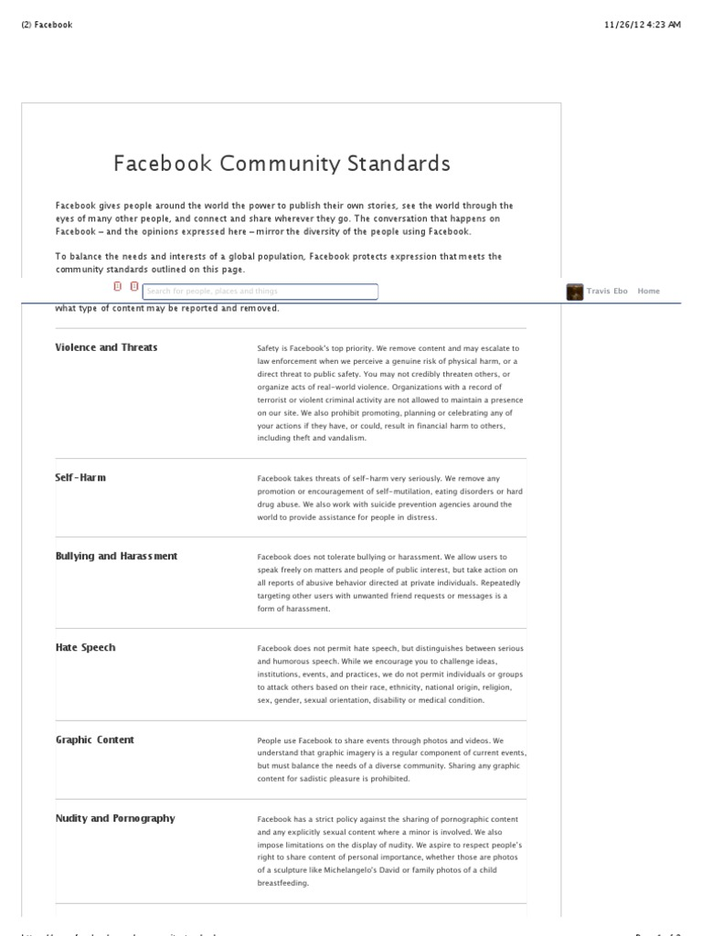 Sexual orientation bullying stories on facebook