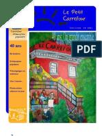Petit Carrefour 2009