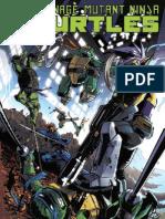 Teenage Mutant Ninja Turtles #17 Preview